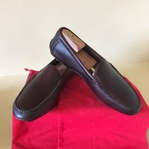 Polo Ralph Lauren Driving Shoes Sz 10 lightly worn